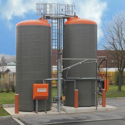 HOLTEN Bild Pumpstation + Solelagertank 01