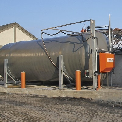Solelagertank liegend 400x400